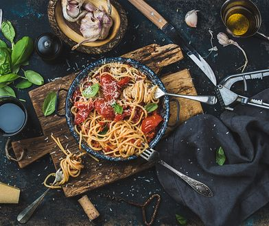 Trzy pomysły na szybki obiad z makaronem