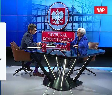 """Krystyna Pawłowicz i Julia Przyłębska. """"To jest czas, kiedy PiS będzie za to płacił"""""""
