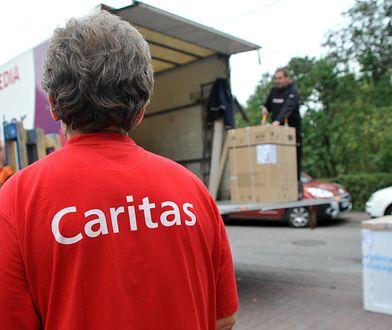 Caritas Polska od lat włącza się w działalność dobroczynną w kraju i na świecie