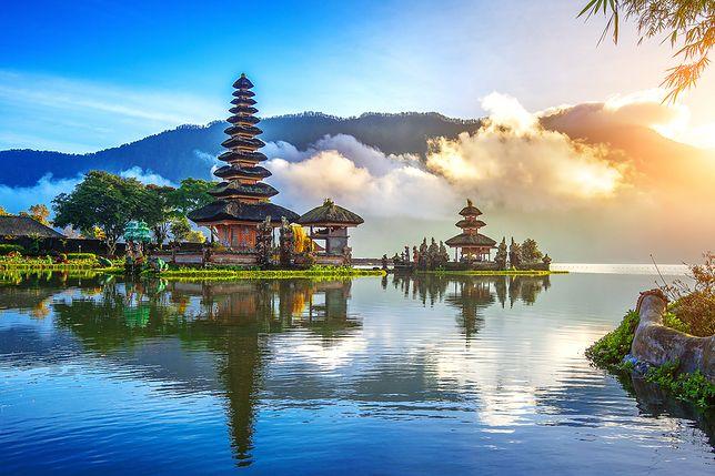 Na Bali znajduje się ponad 10 tys. obiektów sakralnych
