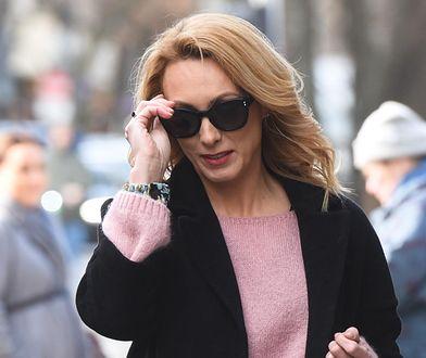 Anna Kalczyńska napisała sms-a do Mariny Łuczenko