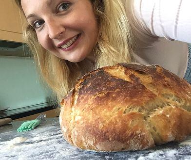 Ewa Adams postawiła na pieczenie chleba na emigracji