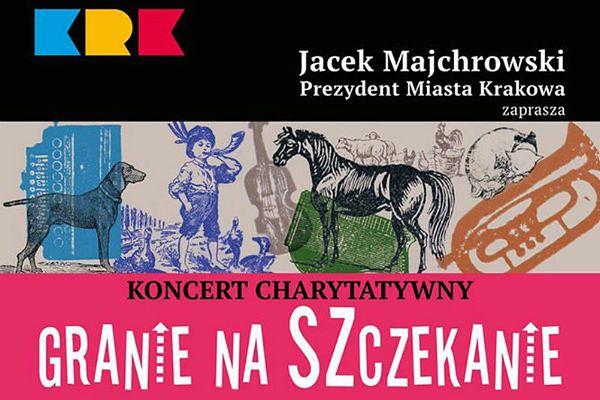 """""""Granie na szczekanie"""" w Filharmonii Krakowskiej"""