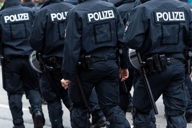 Policjanci zakochani w Hitlerze. Skandal w Niemczech