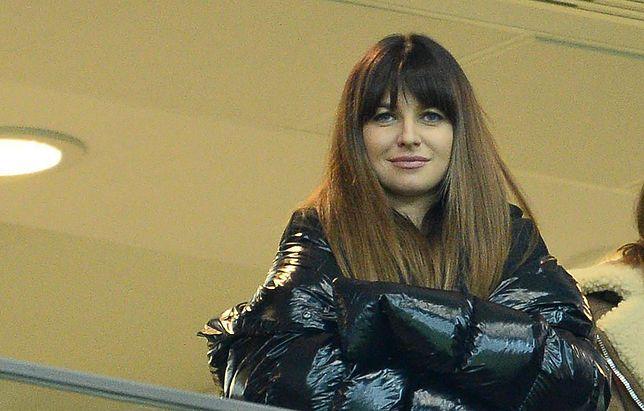 Anna Lewandowska wspiera akcję charytatywną
