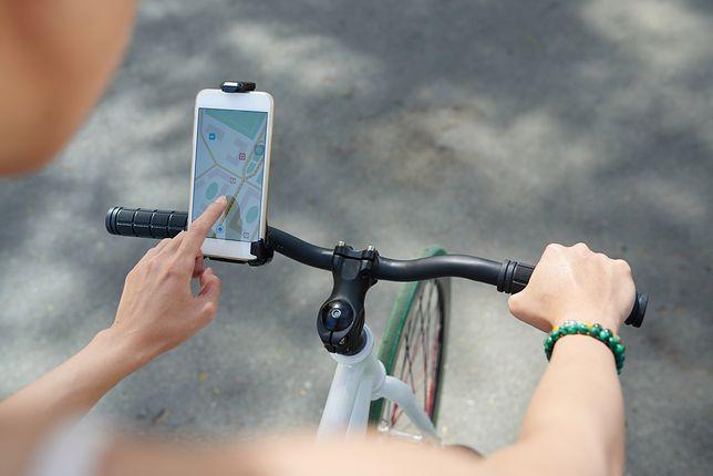 Nawigacja na rower