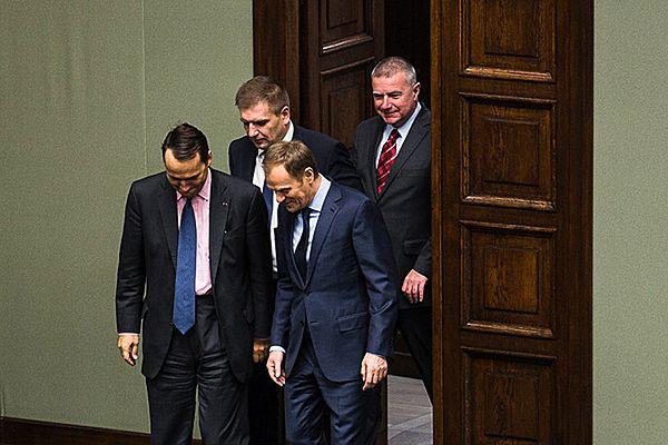 Aleksander Kwaśniewski: PO już nie chroni przed PiS