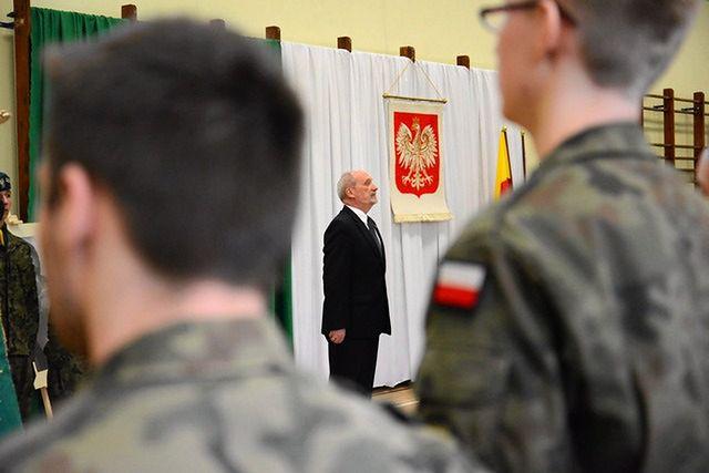 Nabór do Obrony Terytorialnej. Długa kolejka ochotników