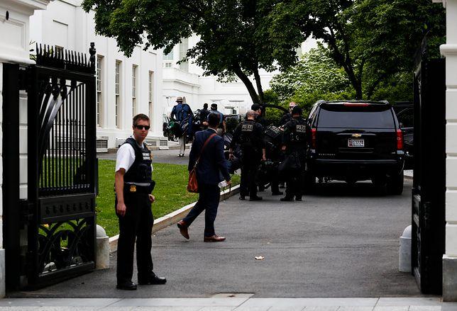 Biały Dom obserwują dodatkowe siły bezpieczeństwa (zdjęcie ilustracyjne)