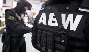 ABW zatrzymało pracownicę ABW