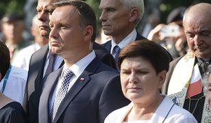 Andrzej Duda i Beata Szydło spędzili urlop w Juracie
