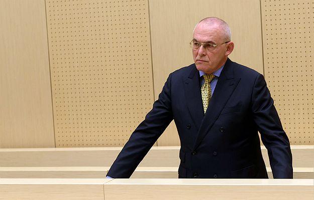 Proces ws. zabójstwa dziennikarza Jarosława Ziętary. Aleksander Gawronik na ławie oskarżonych