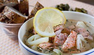 Zupa rybna Kamczacka
