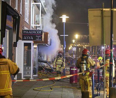 Holandia: eksplozje w polskich supermarketach. Mieszkańcy zostali ewakuowani