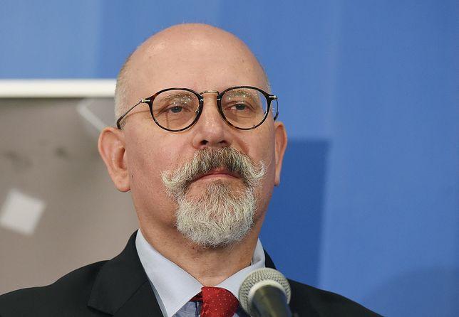Wiceprezes Polskiej Fundacji Narodowej Maciej Świrski