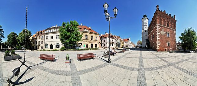 Atrakcje Polski - Sandomierz