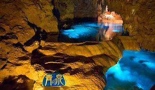 Japonia - jaskinie śmierci na Okinawie