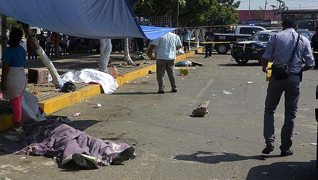 Strzelanina w meksykańskim kurorcie Acapulco. Zginęło sześć osób