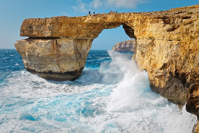 Gozo obok Malty leży na Wyspach Maltańskich