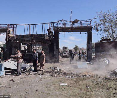Iran - zamach w mieście portowym Czabahar. Trzy osoby nie żyją.