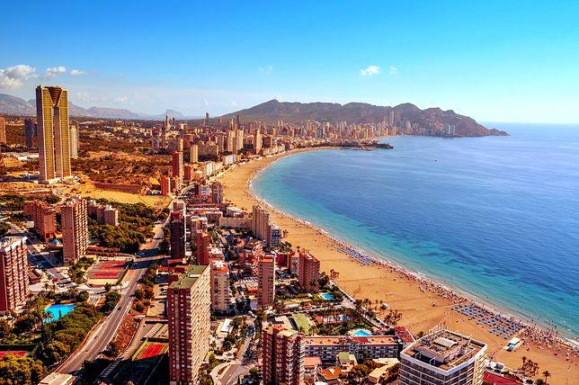 Atrakcje Costa Blanca - Benidorm