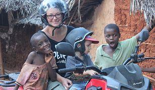 Katarzyna Werner na Zanzibarze. W marcu chce otworzyć hotel
