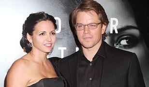Matt Damon znów na ślubnym kobiercu
