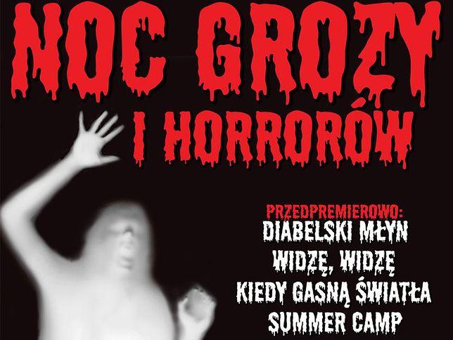 Maraton Horrorów na Halloween. Cztery przerażające filmy grozy w jedną noc