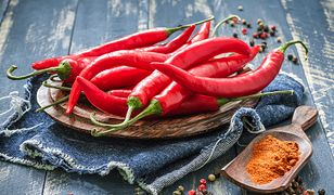 Chili nawet w niewielkich ilościach potrafi zdominować smak potraw