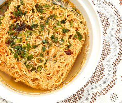 Zupka chińska jest tania i niezdrowa