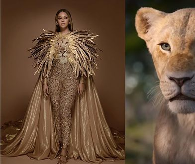 Król lew: Nowy zwiastun remake'u hitu Disneya. Usłyszymy Beyoncé