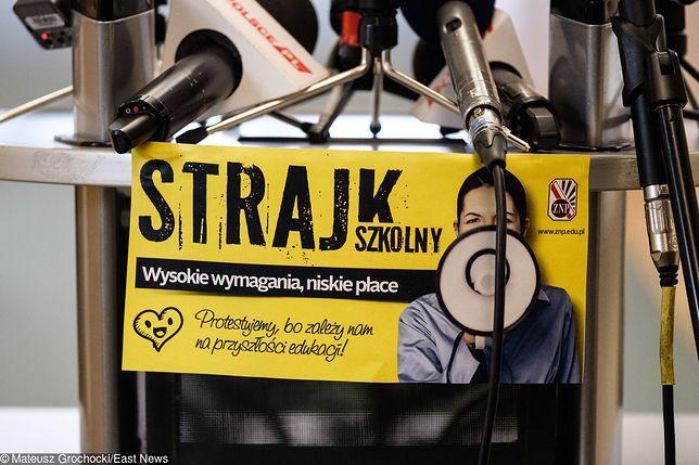Strajk nauczycieli odbędzie się już w kwietniu. W Warszawie powołany zostanie specjalny sztab kryzysowy