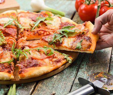 Zdrowa pizza - dla osób dbających o linię