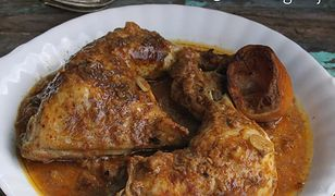 Złocisty kurczak na ostro. Zachwyci się cała rodzina