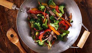 Stir-fry - gotuj smacznie, szybko i zdrowo