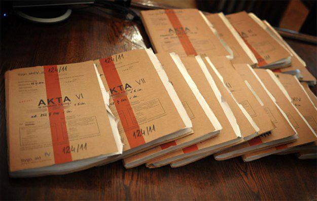 Akt oskarżenia przeciwko pracownikom Urzędu Kontroli Skarbowej w Katowicach