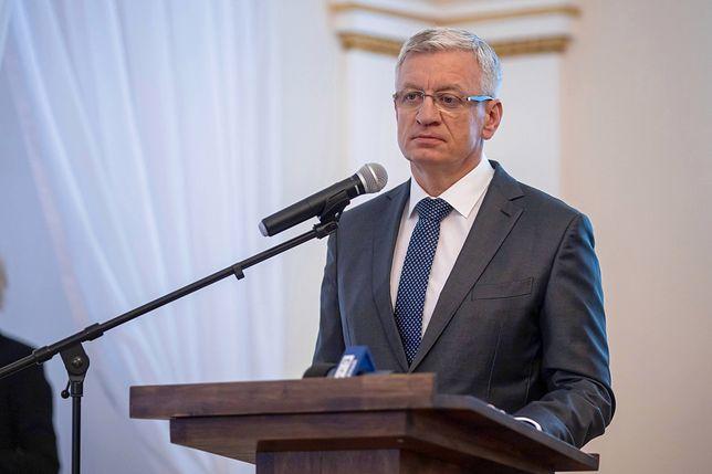 Prawybory prezydenckie w PO. Jaśkowiak zdradził, o co pytał go Donald Tusk