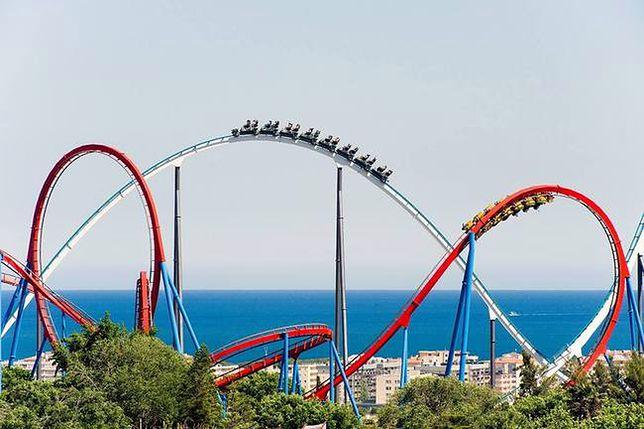 PortAventura - jeden z najciekawszych parków w Europie