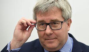 Ryszard Czarnecki: Wybierając Tuska Unia złamała własne zasady a silniejsi użyli szantażu