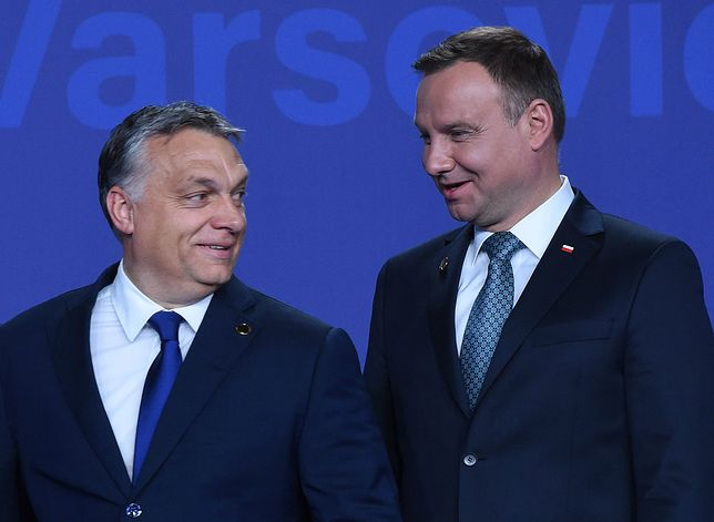 """Viktor Orban i Andrzej Duda na liście """"nowych dyktatorów"""" norweskiej gazety"""