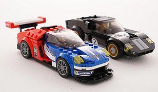 Legendarne Fordy wracają jako klocki LEGO