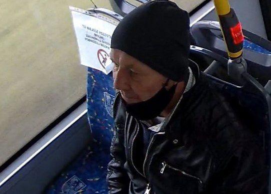 Częstochowa. Policja prosi o kontakt osoby mogące pomóc w ustaleniu tożsamości tego mężczyzny.