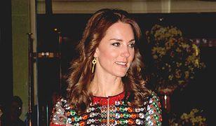 Etniczna księżna Kate w Bhutanie