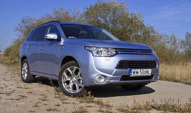 Mitsubishi Outlander PHEV: hybrydowy SUV przyszłości