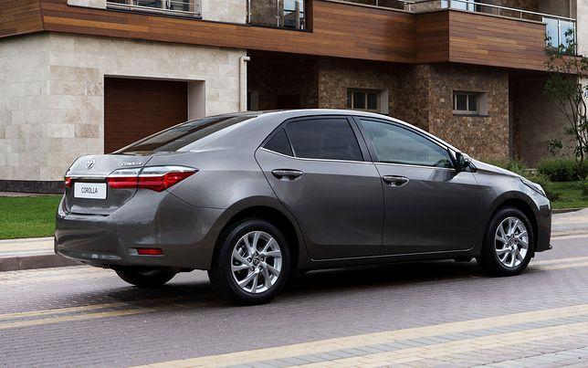10. Toyota Corolla