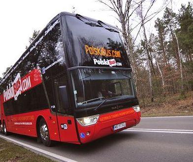 Dalsza ekspansja Polskibus.com