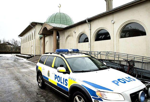 Szwedzka policja aresztowała mężczyznę rekrutującego dżihadystów