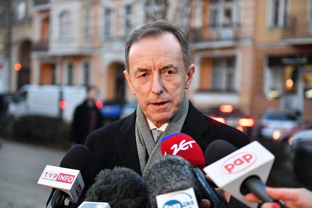 Tomasz Grodzki interweniuje ws. ustawy dyscyplinującej