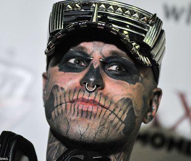 Zombie Boy nie żyje. Popełnił samobójstwo w wieku 32 lat.