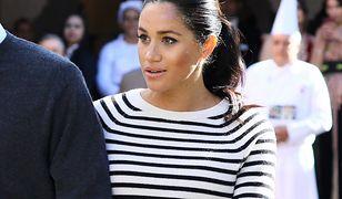 Księżna Meghan mimo tego, że czeka na swoje pierwsze dziecko, nie może w spokoju cieszyć się macierzyństwem.